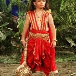 Krish Chauhan as YoungHanuman