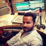 Nitesh Shetty as an RJ