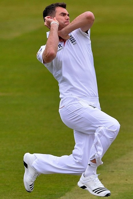 James Anderson Bowling
