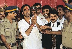 Sanjay Dutt In Police Custody