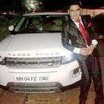 Kapil Sharma Range Rover Evoque