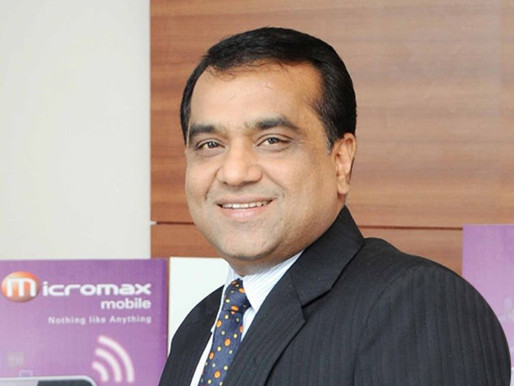 Rajesh Agarwal (Micromax) Age, Wife, Family, Biography & More