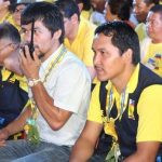 Manny with his Brother Rogelio Pacquiao