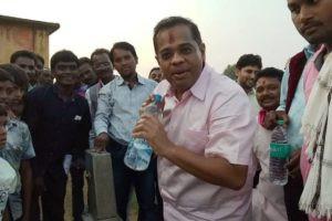 Amit Jogi in Public
