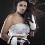 Nivetha Pethuraj As A Boxer
