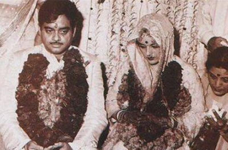 Poonam Sinha Marriage Photo