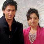 Shehnaz Lalarukh Khan with her brother Shahrukh Khan