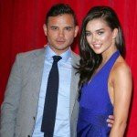 Amy Jackson with her Ex-boyfriend Ryan Thomas