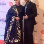 Chinmayi with her husband Rahul Ravindran