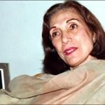 Benazir Bhutto's mother