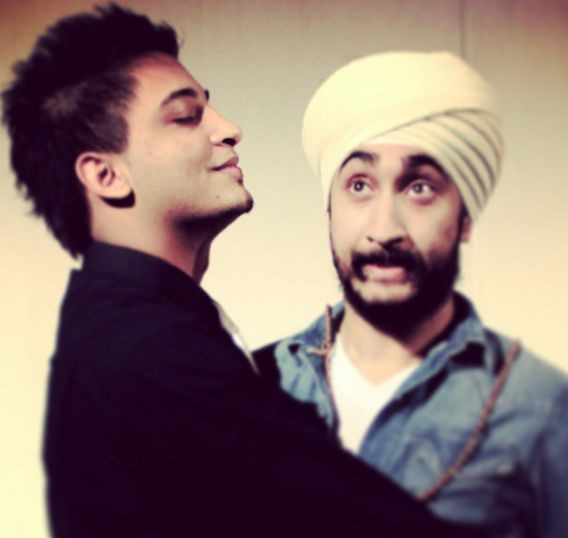 Rupan Bal with JusReign