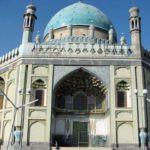 The Mausoleum of Ahmad Shah Durrani