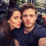 Daniela Poublan with Jason Shah