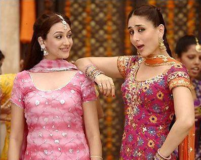 Saumya Tandon as Roop in 'Jab We Met' (2007)
