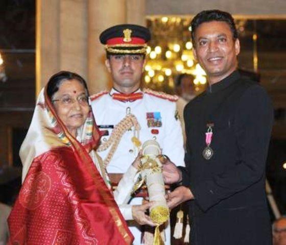 Irrfan Khan Honoured With Padma Shri