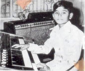A. R. Rahman Childhood