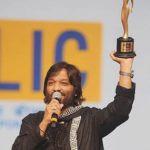 Roop Kumar Rathod received Mirchi Music Award
