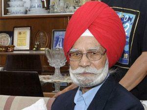 Balbir Singh was trained by Kishan Lal