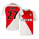 Thomas Lemar's Monaco jersey