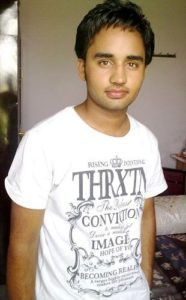 Jugraj Sandhu- Old Picture