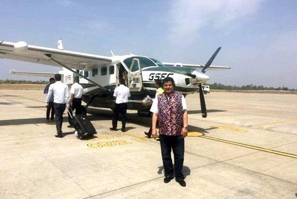 Anup Jalota - Director of 'Prabhatam Fly Divine'