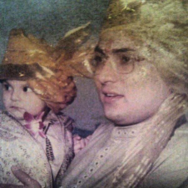 Veer Pahariya with his father