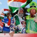 Sudhir Kumar Chaudhary with Pakistani Superfans