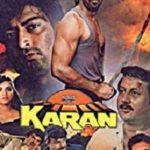 Dara Singh last Bollywood film as producer - Karan (1994)