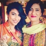 Meesha Shafi With Her Mother