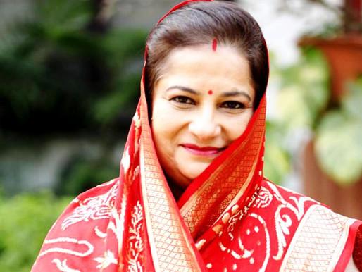 Rajkumari Ratna Singh Age, Caste, Husband, Family, Biography & More