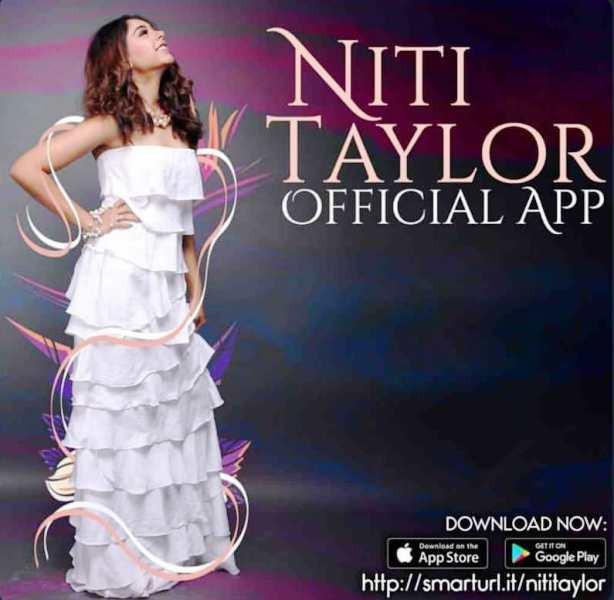 Niti Taylor App