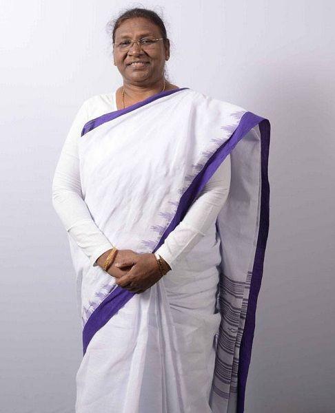 Draupadi Murmu Jharkhand Governor