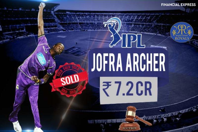 Jofra Archer IPL