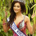 Amy Jackson Miss Teen