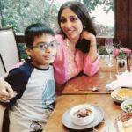 Arif Zakaria wife Namrata Sharma and son Aimaan Zakaria