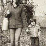 Salman Rushdie first wife Clarissa Luard