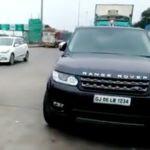 Hardik Pandya's Land Rover Range Rover Vogue car