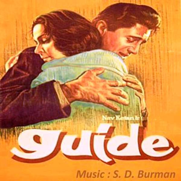 S. D. Burman's as Music Director in Guide