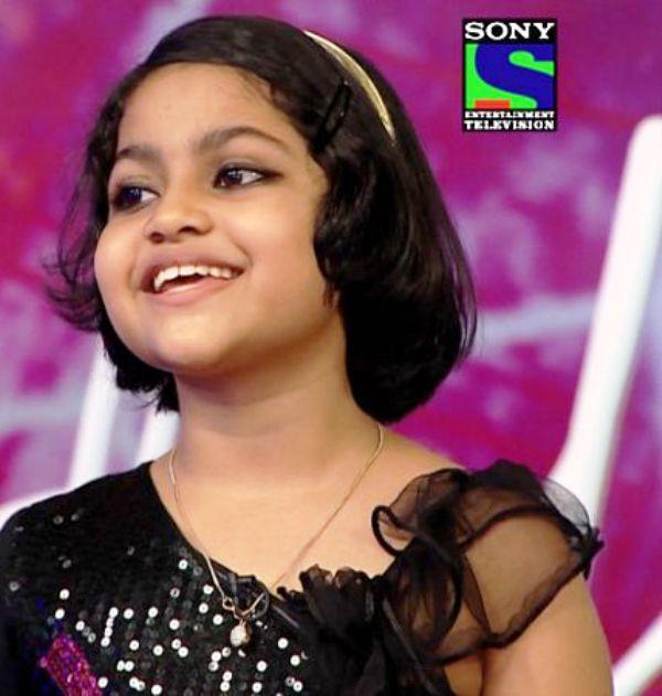 Yumna Ajin in Indian Idol