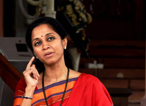 Supriya Sule Age, Caste, Husband, Children, Family, Biography & More