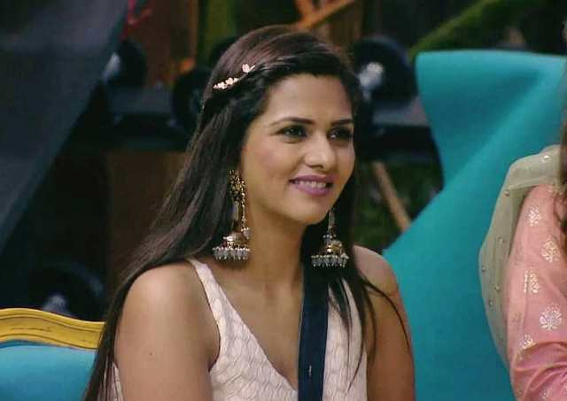 Dalljiet Kaur in Bigg Boss 13