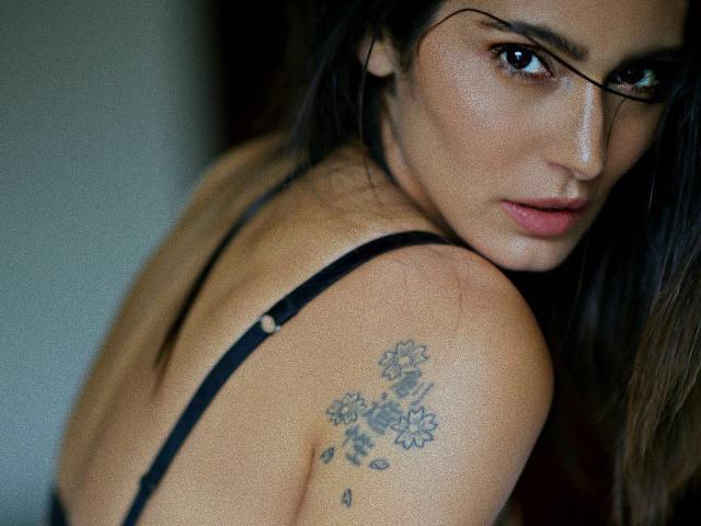 Bruna Abdullah's tattoo
