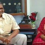 Rahi Sarnobat's parents