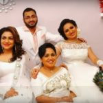 Rimy Tomy With Her Brother, Sister, And Mother