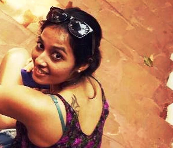 Aparna Krishnan's Tattoo