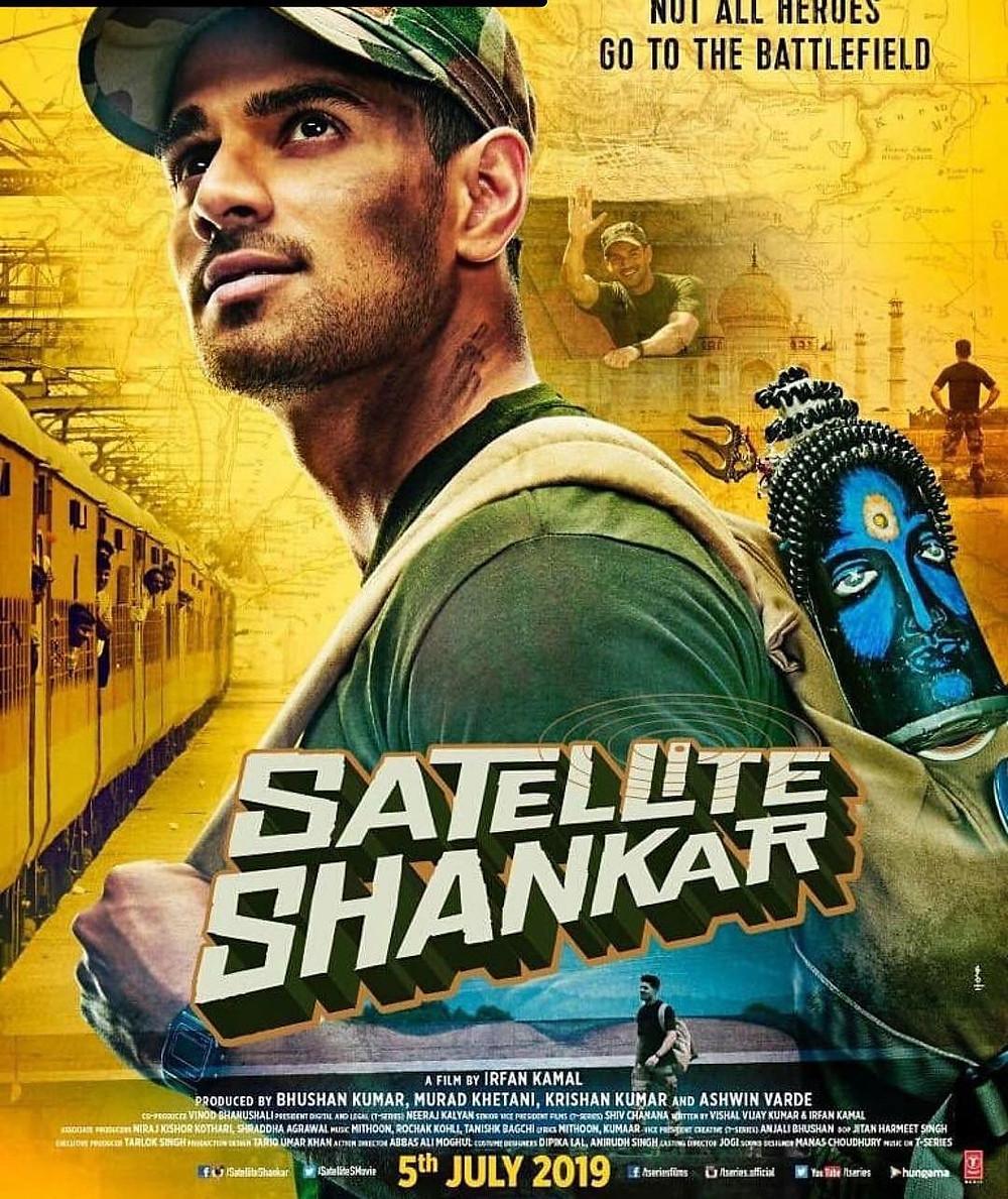 Satellite Shankar- Film Poster
