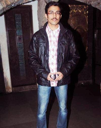 Actor Dushyant Wagh