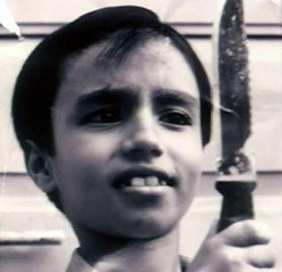 Gulshan Kumar In His Childhood