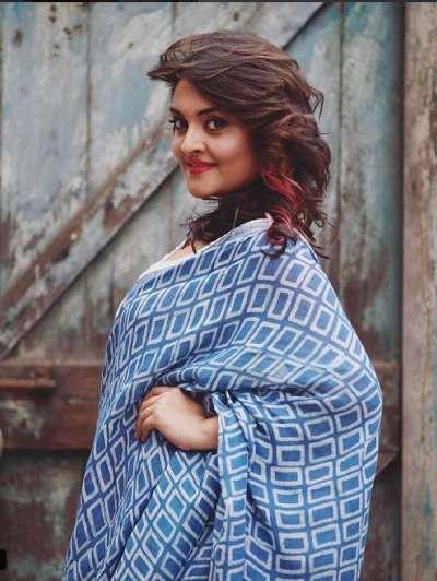Saiee Manjrekar's step-sister Ashwami Manjrekar