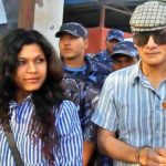 Charles Sobhraj With Nihita Biswas
